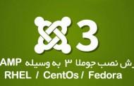 آموزش نصب جوملا 3.4.5 به کمک LAMP در RHEL و CentOS و Fedora