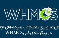 نحوه تنظیم شبکه های اجتماعی در تنظیمات WHMCS
