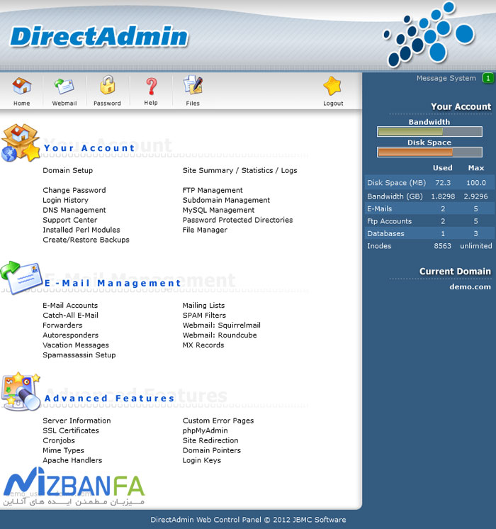 what-is-directadmin