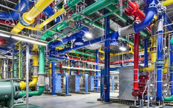 دیتاسنترهای گوگل چگونه کار می کنند