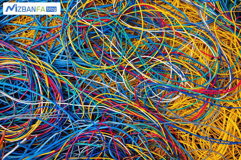 کابل های دیتاسنتر گوگل