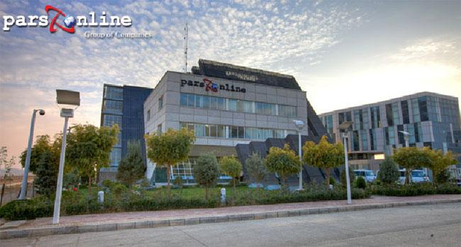دیتاسنتر پارس آنلاین در پارک فناوری پردیس ایران