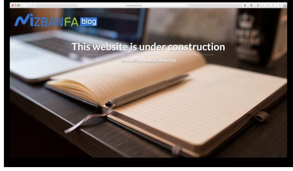 ابزار Site Publisher در سی پنل