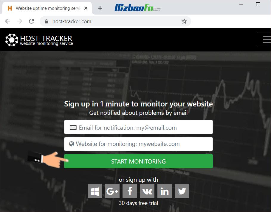 Host Tracker