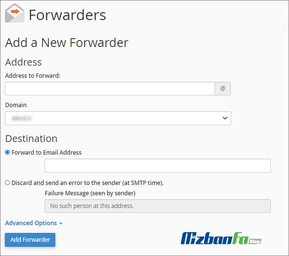 forward ایمیل چیست و چطور کار می کند ؟
