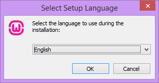 install wamp select language mizbanfa - آموزش نصب وردپرس در لوکال هاست wamp