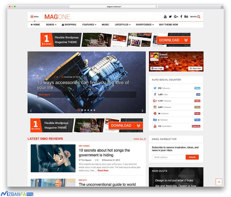 ساخت سایت همکاری در فروش با وردپرس