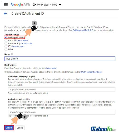 نحوه ورود به وردپرس با استفاده از حساب گوگل