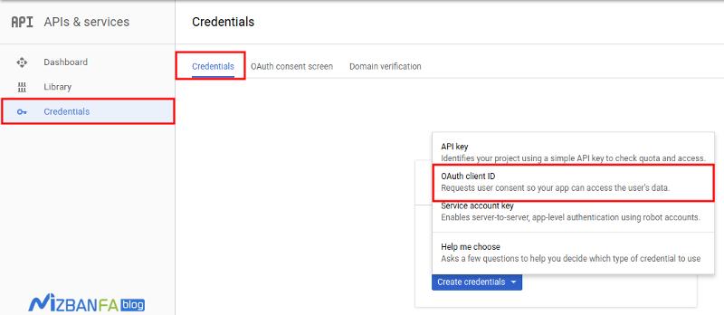 عضویت و ورود در وردپرس با گوگل