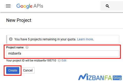 ورود با گوگل در وردپرس