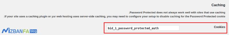 گذاشتن رمز روی سایت وردپرس | رمزدار کردن مطالب وردپرس