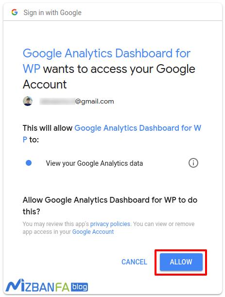 آموزش نمایش آمار گوگل انالیز وردپرس | افزونه گوگل آنالیتیکس وردپرس