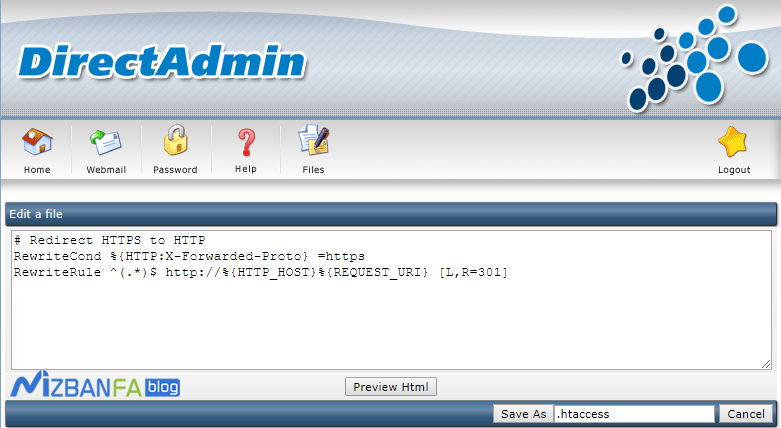 [تصویر:  htaccess-edit-directadmin.png]
