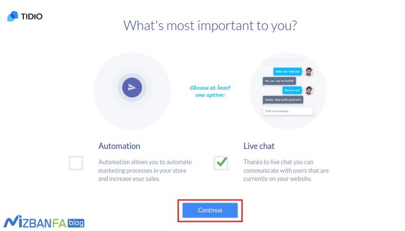راه اندازی چت آنلاین در وردپرس و پشتیبانی کاربران با افزونه چت آنلاین وردپرس