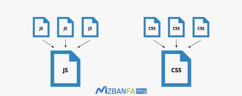 رفع خطای Minimize request size در gtmetrix با فشرده سازی فایلها