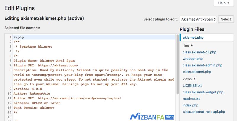 افزایش امنیت وردپرس با فایل wp-config.php
