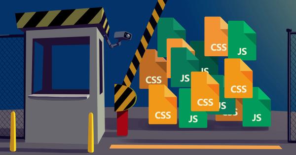 رفع خطای Make fewer HTTP requests در جی تی متریکس
