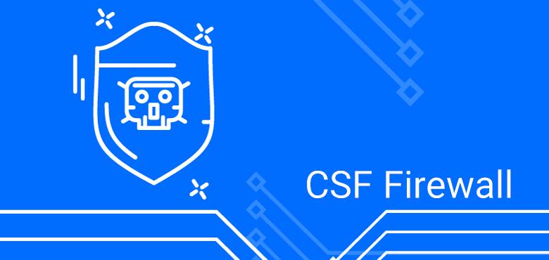 فایروال CSF