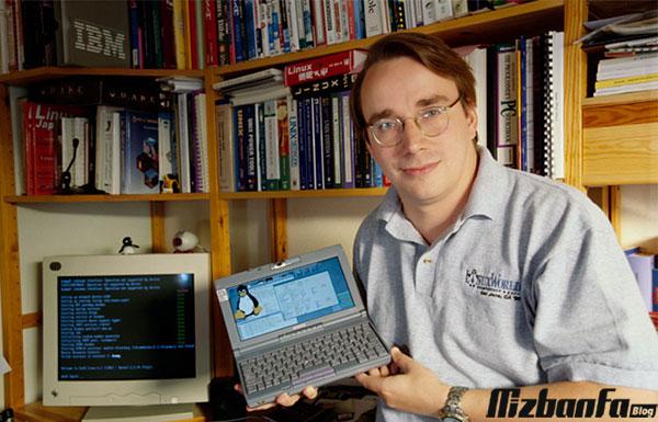 آشنایی با سیستم عامل لینوکس