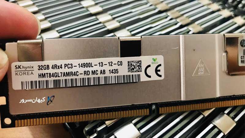 خرید قطعات اورجینال سرور اچ پی HP SERVERS