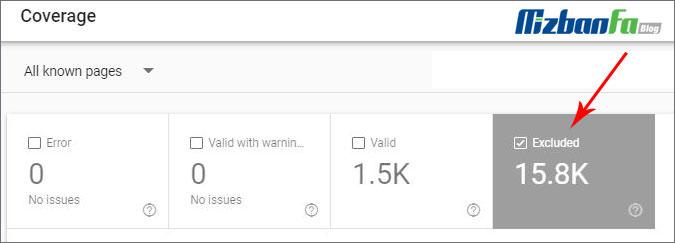 آموزش کامل رفع خطاهای گوگل وبمستر