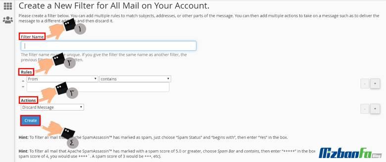چگونه از ارسال ایمیل اسپم در سی پنل جلوگیری کنیم؟
