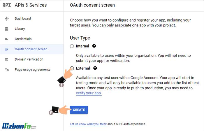 عضویت و ورود در وردپرس توسط اکانت گوگل