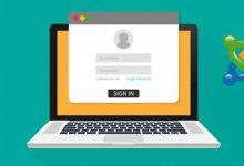آموزش نحوه ورود به مدیریت سایت جوملا