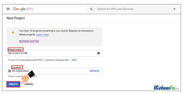 امکان اتصال گوگل درایو به وردپرس