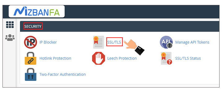 آموزش غیرفعالسازی SSL ابرآوران
