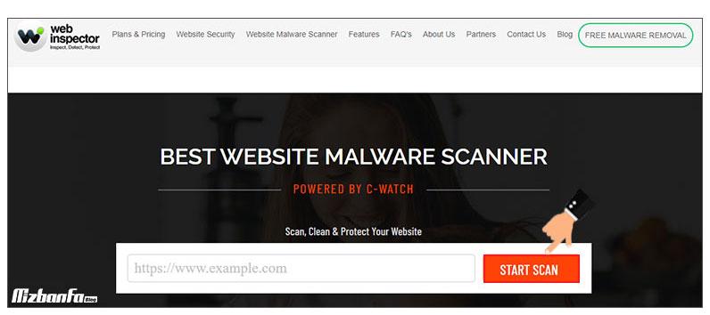 امکان تشخیص قالب و افزونه های آلوده با اسکن وب سایت وردپرسی