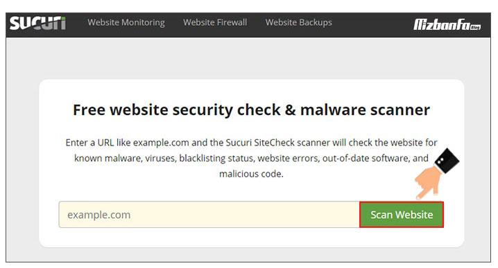 نحوه شناسایی کدهای مخرب در وردپرس با اسکن سایت