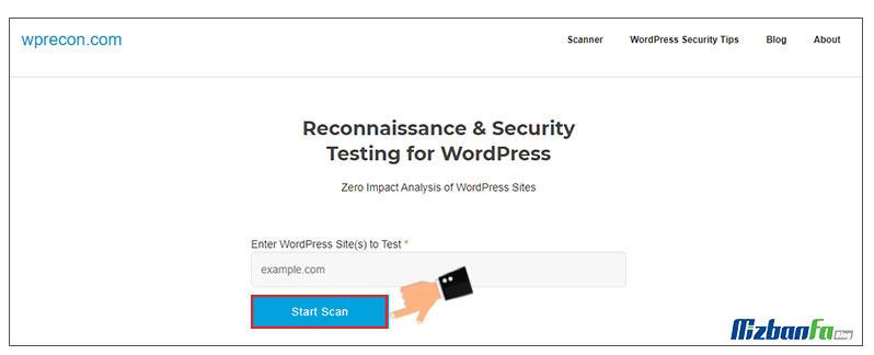 آموزش نحوه شناسایی کدهای مخرب در وردپرس با اسکن سایت