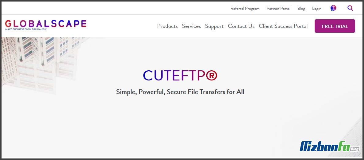 بهترین برنامه های FTP