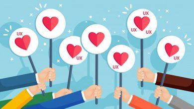 تجربه کاربری ux چیست؟