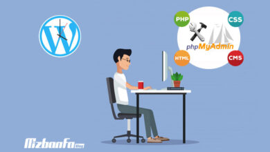 آموزش تغییر قالب وردپرس در دیتابیس از طریق phpMyAdmin