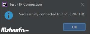 نحوه آپلود و مدیریت فایل های هاست توسط phpstorm