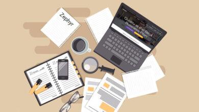 تحلیل تخصصی و خرید قالب شرکتی وردپرس زفایر