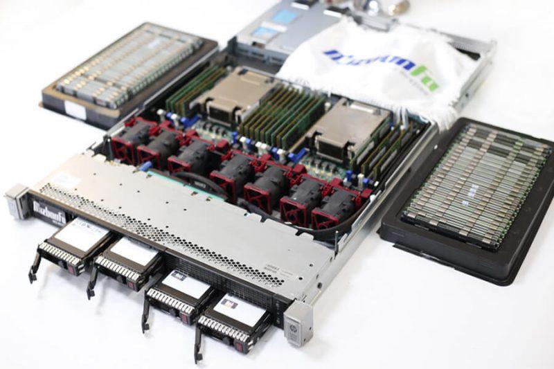 تجهیزات سخت افزاری میزبان فا
