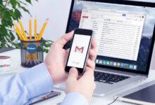ساخت ایمیل جدید در گوگل