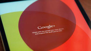 صفحه اختصاصی گوگل پلاس