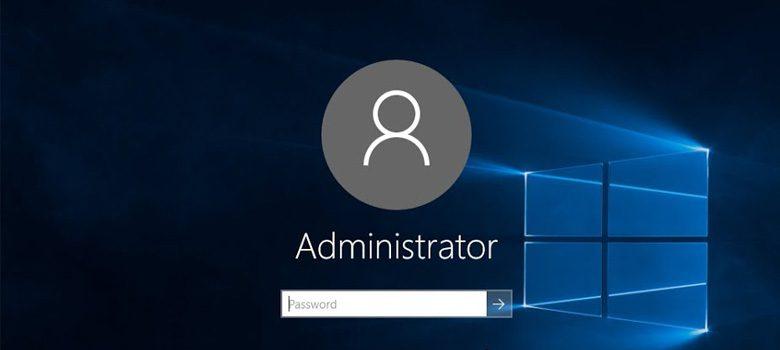 فعال کردن Administrator در ویندوز