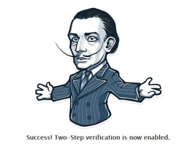 تایید هویت تلگرام