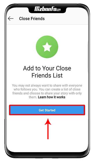 CLOSE FRIENDS چیست