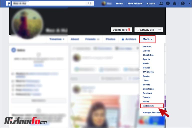 قطع ارتباط اینستاگرام با فیسبوک