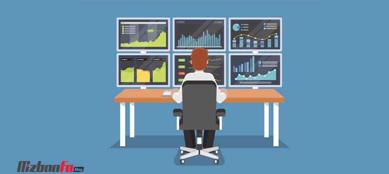 مشاهده میزان مصرف منابع سخت افزاری و نرم افزاری در ویندوز