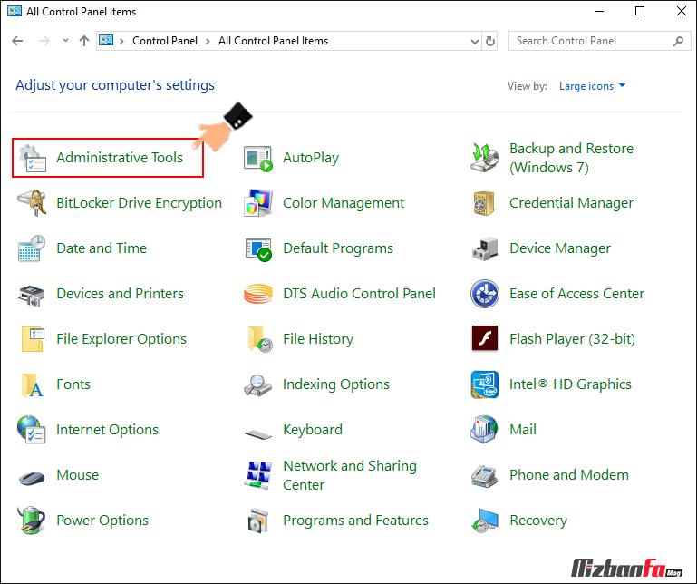 مشاهده میزان مصرف منابع سخت افزاری و نرم افزاری کامپیوتر توسط Resource Monitor