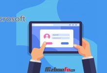 نحوه ساخت اکانت مایکروسافت برای ویندوز
