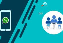 آموزش حل مشکل بالا نیامدن مخاطبین در واتس اپ