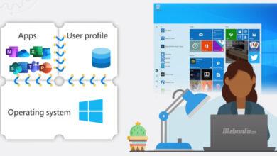 چگونه دسکتاپ مجازی در ویندوز بسازیم؟